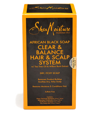 AFRICAN BLK SOAP KIT