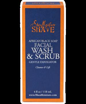 AFRICAN BLK SOAP FACIAL SCRUB 118ML