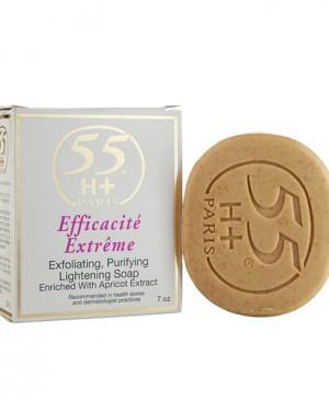 55H+ LIGHTEN EXFOL SOAP 200G SS E EXTRM