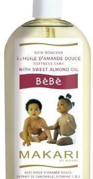 MAKARI BEBE Baby OIL 250ML SWEET ALMOND