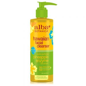 Hawaiian Facial Cleanser Pore Purifying Pineapple Enzyme