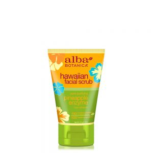 Hawaiian Facial Scrub Pore Purifying Pineapple Enzyme