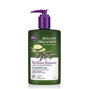 Brilliant Balance with Lavender & Prebiotics Cleansing Gel