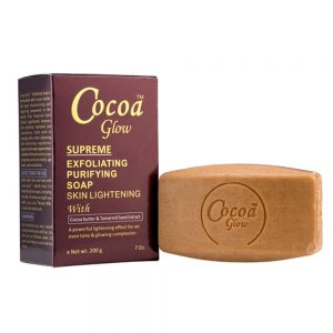 Cocoa Glow Supreme Exfoliating Soap