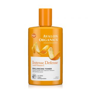 Intense Defense with Vitamin C Balancing Toner