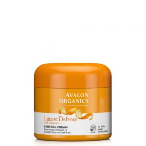 Intense Defense with Vitamin C Renewal Cream