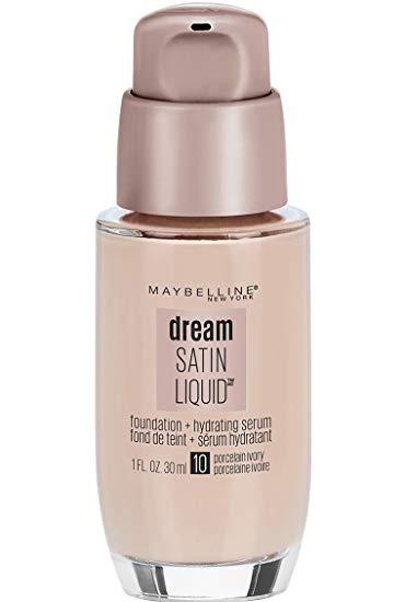 Maybelline DREAM SATIN LIQUID FOUNDATION