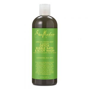 African Water Mint & Ginger Detox Bubble Bath & Body Wash