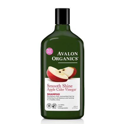 Smooth Shine Apple Cider Vinegar Shampoo