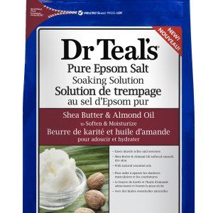 DR TEALS SOAK 1.36 KG SHEA & ALMOND