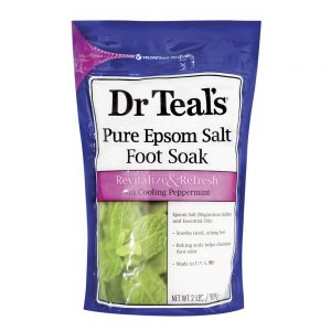 Dr Teal's Foot Soak 908 g