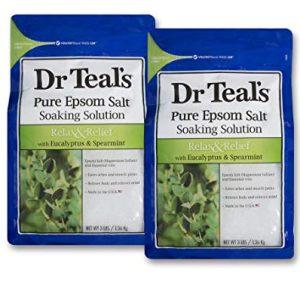 Dr Teal's Epsom Salt Eucalyptus 1.36kg