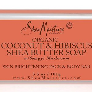 COCONUT & HIBISCUS SHEA BUTTER SOAP 101 G