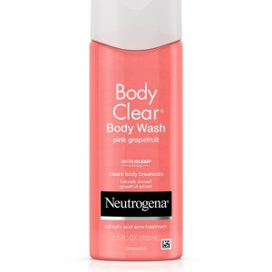 Body Clear® Pink Grapefruit Salicylic Acid Acne Treatment Body Wash