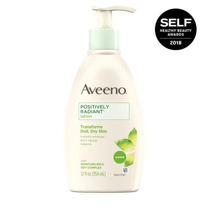 AVEENO® POSITIVELY RADIANT® Body Lotion