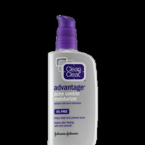 CLEAN & CLEAR ADVANTAGE® Acne Control Moisturizer