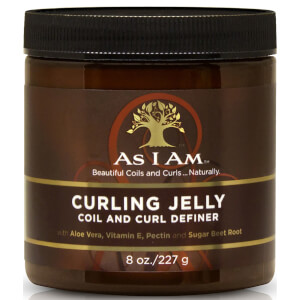 AsIAM Curling Jelly