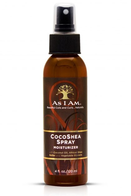 AsIAM CocoShea Spray