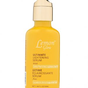 Lemon Glow Ultimate Lightening Serum