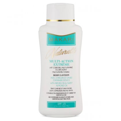MULTI-ACTION EXTREME BODY LOTION SPF 15