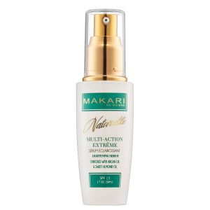 MULTI-ACTION EXTREME TONING SPOT TREATMENT SERUM SPF 15