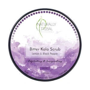 "Naturally Tribal""Exotic"" Bitter Kola Scrub (200g)"