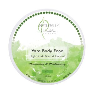 "Naturally Tribal ""Yara"" Kid's Body Food (100g)"