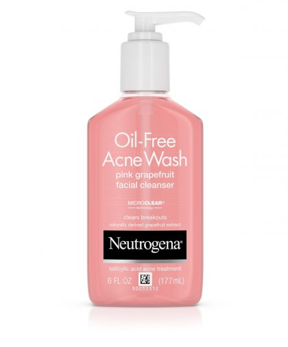 shop Pink-Grapefruit-Acne-Face-Wash-Cleanser-with-Vitamin-C-Salicylic-Acid