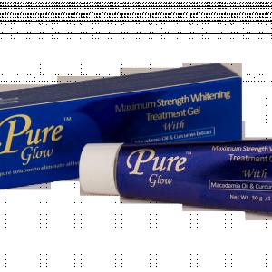 Pure Glow Maximum Strength Whitening Treatment Gel