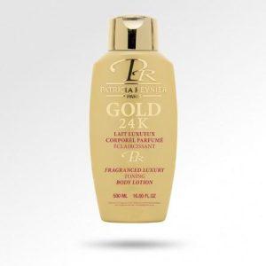 Gold 24K Luxury Body Lotion 500ml