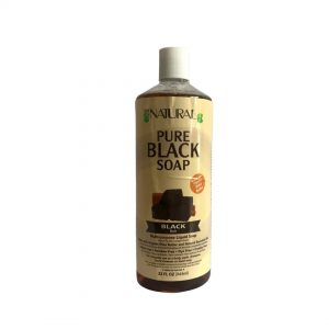 Dr Natural Activated Charcoal BLACK